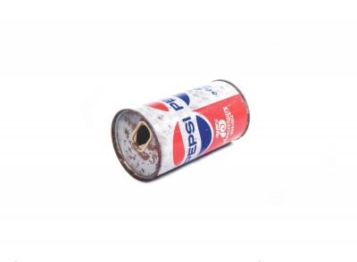 ''Pepsi Can'' limited edition screenprint by Trash Prints